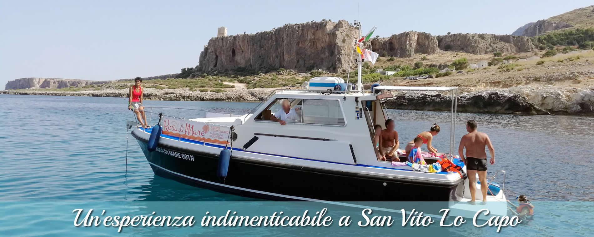 Excursions in San Vito lo Capo